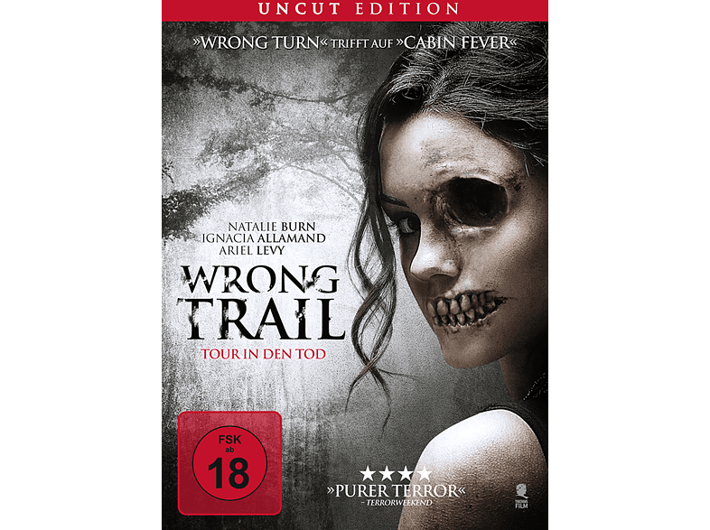 Wrong Trail - Tour in den Tod [DVD]