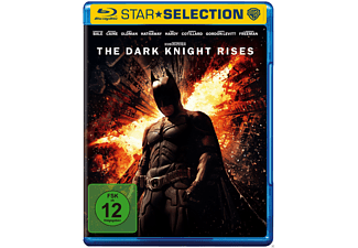 The Dark Knight Rises - (Blu-ray)