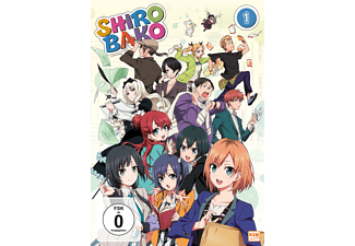 Shirobako - Vol 1 - (DVD)