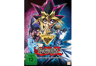 Yu-Gi-Oh! The Dark Side of Dimensions - (DVD)