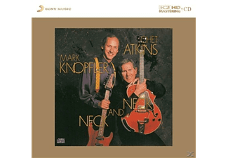 ATKINS,CHET/KNOPFLER,MARC - Neck And Neck - (CD)