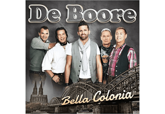 De Boore - Bella Colonia - (CD)