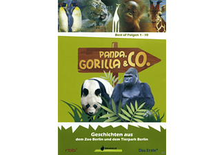 Panda, Gorilla + Co., Best of Folgen 1 - 10 - (DVD)