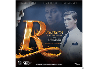 Michael Kunze, Valerie Link, Pia Douwes, Jan Ammann - Rebecca - Das Musical - (CD)