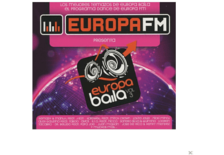 VARIOUS - Europa Baila Vol.3 - (CD)