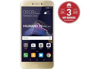 HUAWEI Smartphone P8 Lite 2017 Gold (51091CDP)