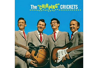 Buddy Holly - Chirping Crickets (CD)