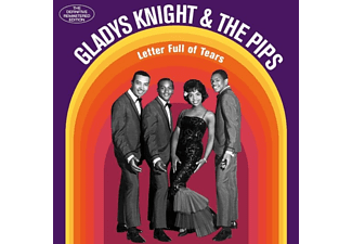Gladys Knight and the Pips - Letter Full of Tears (CD)