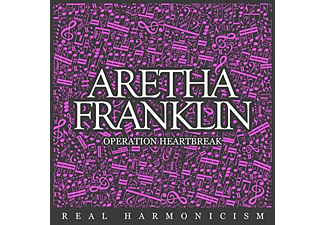 Aretha Franklin - Operation Heartbreak-The Complete 1956-1962 (CD)
