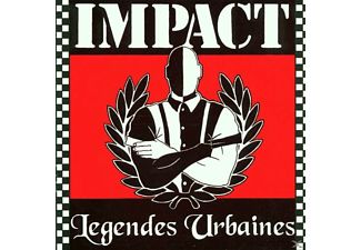 Impact - Legendes Urbaines - (CD)