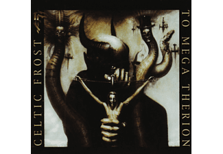 Celtic Frost - To Mega Therion (CD)