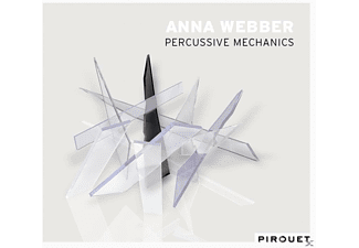 Anna Webber - Percussive Mechanics - (CD)