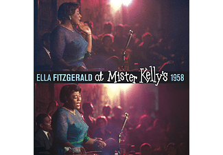 Ella Fitzgerald - At Mister Kelly's 1958+7 Bonus Tracks (CD)