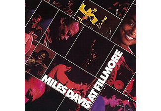 Miles Davis - At the Filmore (CD)