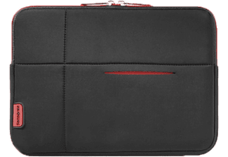 "SAMSONITE Airglow Sleeves black - red 15,6"" notebook tok (U37.39.003)"