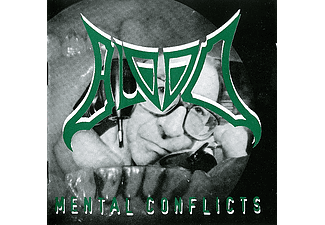 Blood - Mental Conflicts (Reissue) (CD)