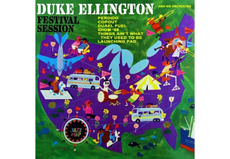 Duke Ellington - Festival Session (Vinyl LP (nagylemez))