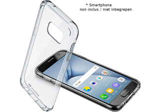 CELLULARLINE Softcover Clear Duo Galaxy A3 (2017) (CLEARDUOGALA317T)