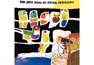 Oscar Peterson - The Jazz Soul of Oscar Peterson (Vinyl LP (nagylemez))