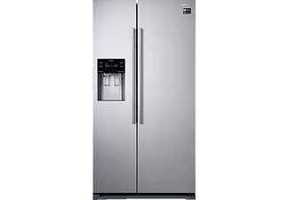 SAMSUNG RS5HK4405SA/EG Side-by-Side (346 kWh/Jahr, A++, 1789 mm hoch, Edelstahl)