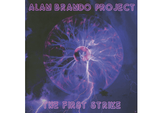 VARIOUS - Alan Brando Project: The First Strike - (CD)