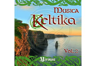 VARIOUS - Musica Keltika Vol.2 - (CD)