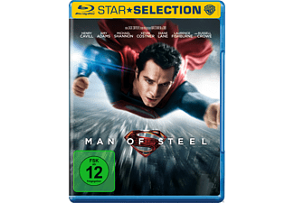 Man Of Steel - (Blu-ray)