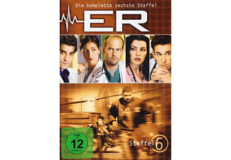 E.R. - Emergency Room - Staffel 6 - (DVD)