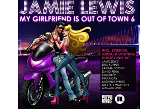Jamie Lewis - My Girlfriend Is Out Of Town 6 - (CD)