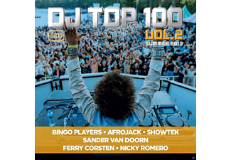 VARIOUS - DJ Top 100 summer 2013 - (CD)