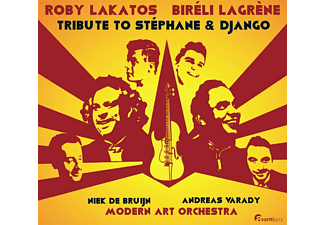 Roby Lakatos & Bireli Lagrene - Tribute To Stéphane & Django (CD)