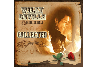 Willy Deville & Mink Deville - Collected (High Quality) (Vinyl LP (nagylemez))