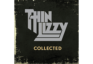 Thin Lizzy - Collected (High Quality) (Vinyl LP (nagylemez))