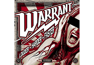 Warrant - Louder Harder Faster (CD)