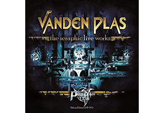 Vanden Plas - The Seraphic Live Works (Digipak) (CD + DVD)