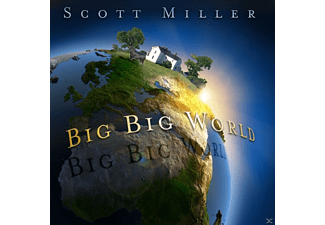 Scott Miller - Big Big World - (CD)