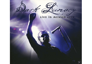 Dark Lunacy - Live In Messico City - (CD)