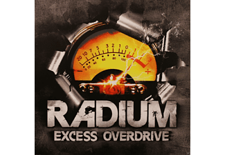 Radium - Excess Overdrive - (CD)