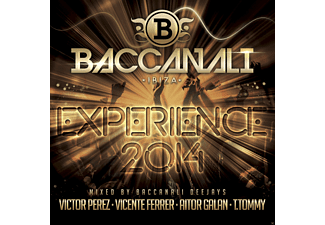 VARIOUS - Experience 2014 - (CD)