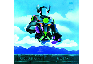 Can - Monster Movie (Remastered) - (CD)