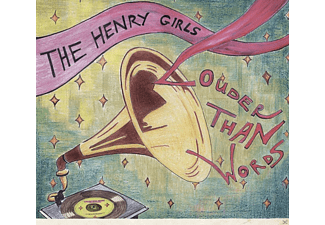 The Henry Girls - Louder Than Words - (CD)