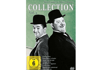 Stan Laurel & Oliver Hardy Collection Vol. 3 - (DVD)
