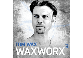 Tom Wax - Waxworx 3 - (CD)