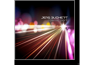 Jens Buchert - Cosmic Port - (CD)