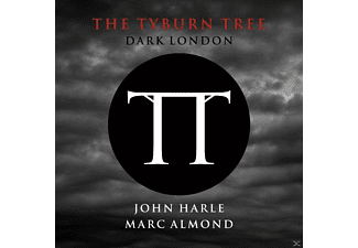 John Harle, Marc Almond - DARK LONDON - (Vinyl)