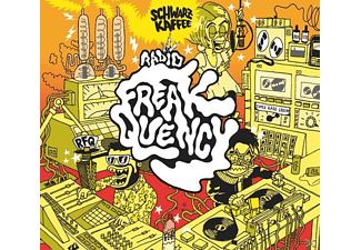 Schwarzkaffee - Radio Freakquency - (CD)