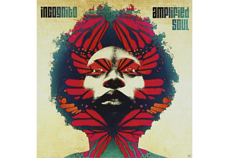 Incognito - Amplified Soul - (CD)