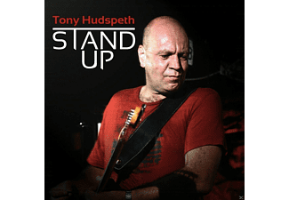 Tony Hudspeth - Stand Up - (CD)