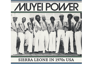 Muyei Power - Sierra Leone In 1970s Usa - (CD)