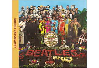 The Beatles - Sgt. Pepper's Lonely Hearts Club Band (Anniversary Edition) CD